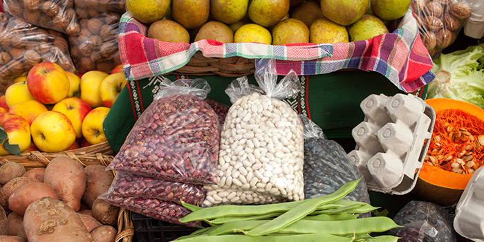 Agricultural Marketing and Food Security
