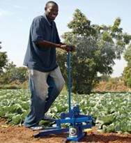 Irrigation in Kenya