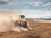 Does climate change affect the productivity of agricultural soils